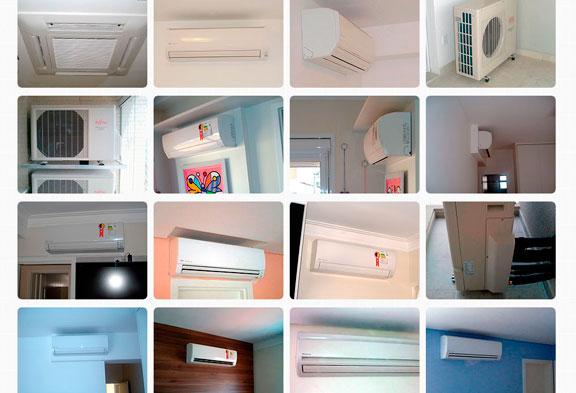 acondicionadores de ar